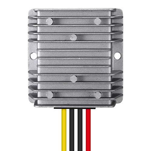 EBL DC/DC Converter Voltage Regulator 24V Step Down to DC 12V 30A 360W Waterproof Power Supply Transformer Volt Module