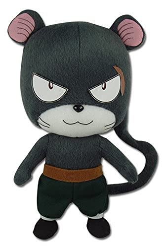 Great Eastern Fairy Tail GE-52541 Peluche Lys panthère 19 cm