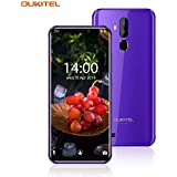 OUKITEL C12 Unlocked Smartphones, Android Cell...