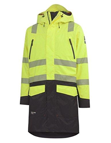 Helly Hansen Manteau OLSO H² Flow CIS Coat 71363 Veste de protection météo avec reflex, 34-071363-369-3XL