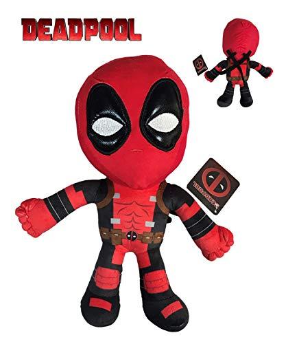 Marvel - Plüsch Deadpool Normale Körperhaltung 12'59
