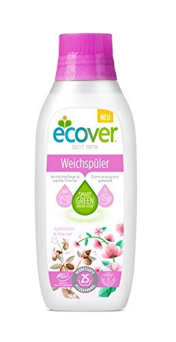 Ecover Weichspüler Apfelblüte und Mandel, 6er Pack(6 x 750 ml)