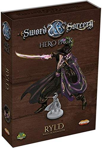 Ares Games Sword & Sorcery Ryld Hero Pack - English