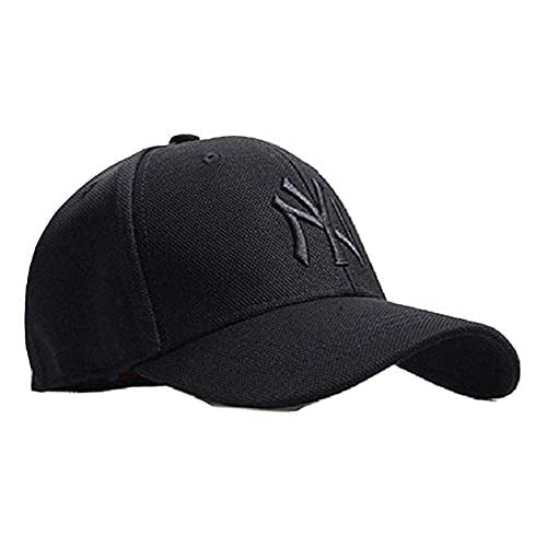 761ca8a4524 MoohMaya Flexifit Stretchable Black Solid Caps for Men & Women for Sports &  Outdoor