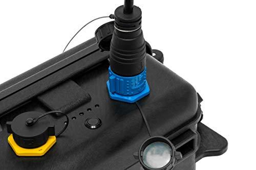 IP67 Anschlüsse sind Wasserdicht 3