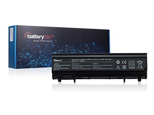 Batterytec® Relacement Batterie d'ordinateur portable pour DELL Latitude E5440 E5540, Latitude 14 5000 Séries, Latitude 15 5000-E5540, 312-1351 451-BBID 451-BBIE 451-BBIF N5YH9 VV0NF. [11.1V 4400mAh 1 an de garantie]