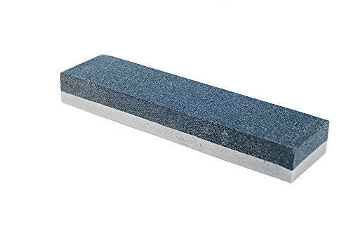 8' Double Sided/Two Sided Whetstone Sharpening Stone for Bonsai Tools 240 grit/600 grit (WT8)