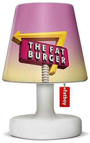 Fatboy® Edison the Petit + Cooper Cappie cappie meal | Tischlampe / Outdoor Lampe / Nachttischlampe | Kabellos & per USB Aufladbar