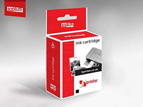 BCK - Cartucho de Tinta Compatible con HP20 FAX1050 Apollo P-2100 P-2200 P-2500 P-2600