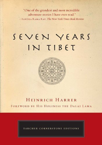 Seven Years in Tibet (09) by Harrer, Heinrich [Paperback (2009)]