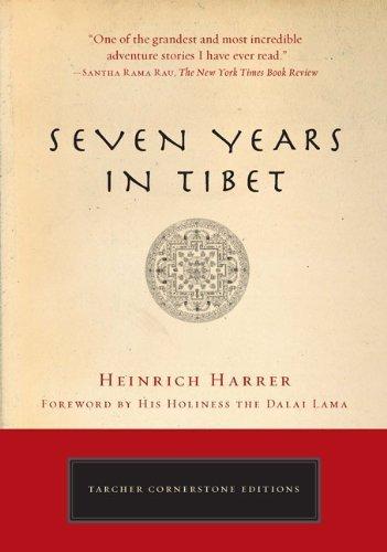 Seven Years in Tibet (09) by Harrer, Heinrich [Paperback (2009)]
