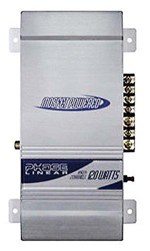 PHASE LINEAR (Jensen) UPA-224CS Car Stereo Amplifier 2 Channel   120Watts