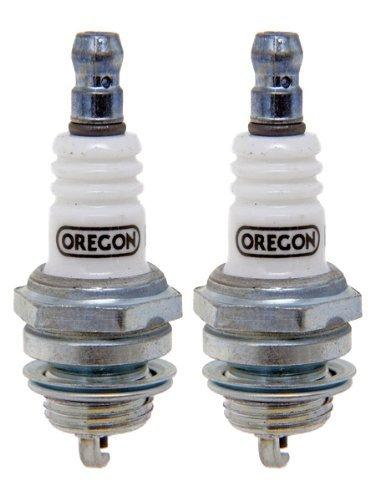 Oregon (2Stück) 77–307–1-2pk Zündkerze, ersetzt Bosch WSR5F, Champion RCj6Y, NGK BPMR7A