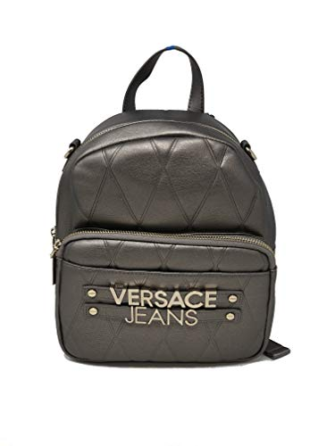 Versace Jeans Couture Backpack small color Gunmetal E1VSBBL270712966