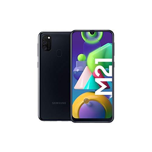 Samsung Galaxy M21 M215F/DSN schwarz