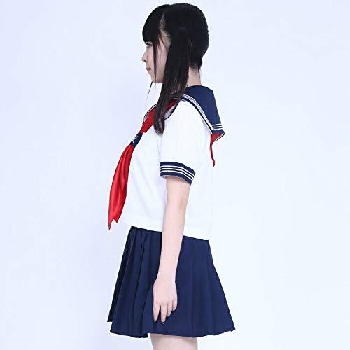 萌えセーラーcostume231コスプレコスチューム衣装メイドAKBアキバ女子高生セーラー服2l