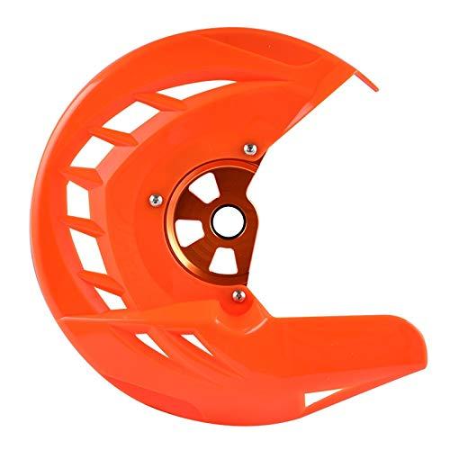 JIANXING Durable con estilo Protector de disco de freno delantero para k.t.m 125 150 200 250 300 350 400 450 500 500 SX SXF XC XC XC XC EXCV SX-F 2015-2020 para HUS.QVA.RNA TC FC TE (Color : OR)