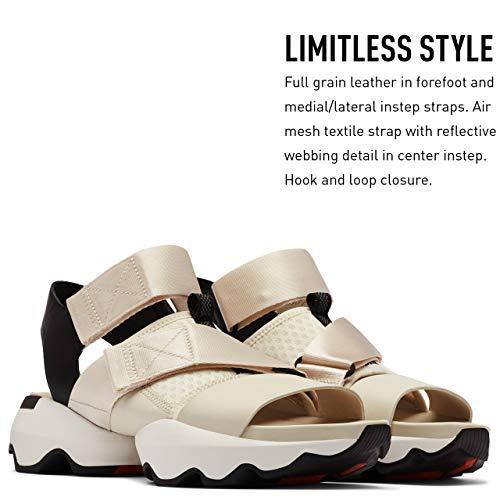 Sorel Women's Kinetic Impact Sandal - Fawn - Size 6.5
