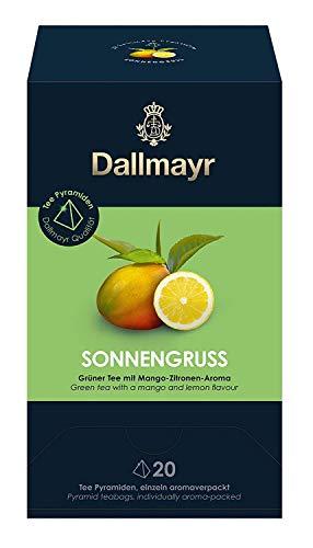 Dallmayr Teepyramide Sonnengruß, 50 g