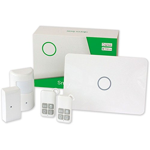 Home Defender - Idata af-hds100 - kit antifurto wireless 868mhz gsm hds100