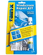 Rain-X Windshield Repair Kit, 600001, H9.6 x W21.4 x D3.2 cm