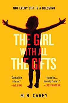The Girl with All the Gifts by M.R. Carey Horrible Monday Science Fiction Book Reviews