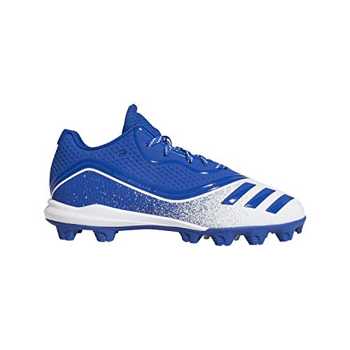 Adidas Icon V Md K Royal/Royal/White Baseball Shoes 1