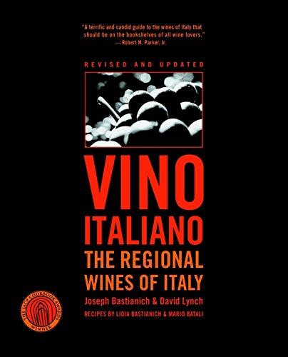 Vino Italiano: Regional Wines of Italy [Idioma Inglés]
