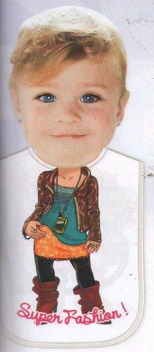 Bavoir Enfant 29x26cm SuperFashion