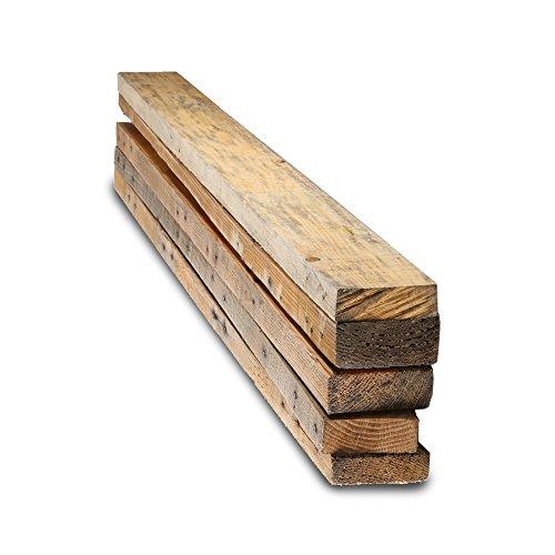 Dimensions Reclaimed Pallet Boards, 2 in. x 4 in. x 36 in....