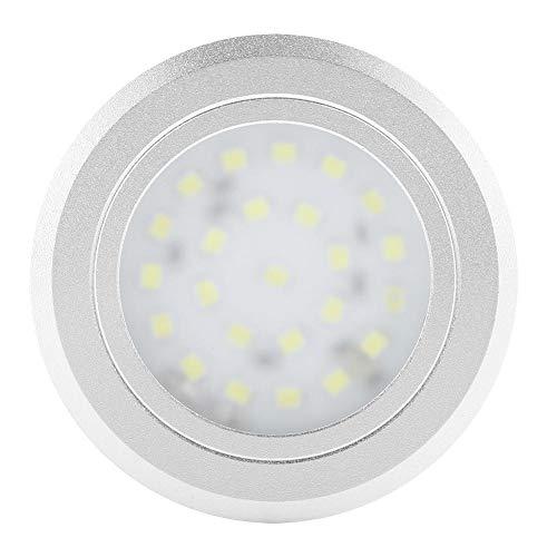 Led-onder kastverlichting, draadloze led-kobaltlampen, bovendeel van aluminiumlegering, onder tegenlichten voor keuken, splitter <br/>