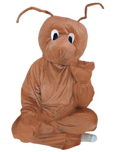 Ameisen-Kostüm, Su21 Gr. M-L, Ameise Faschingskostüm, Karnevalskostüm für Männer und Frauen, Ameisen-Kostüme für Fasching Karneval, als Karnevals- Fasnachts-Kostüm, Tier-Kostüme Faschings-Kostüme Erwachsene