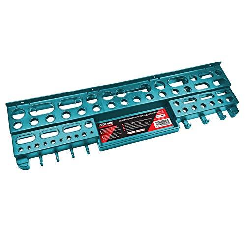 STARK Werkzeughalter, Regal für die Werkzeug-Aufbewahrung 610x160x60 mm, Belastung bis 25 KG. Aufbewahrungsset, Handwerkzeug-Organizer