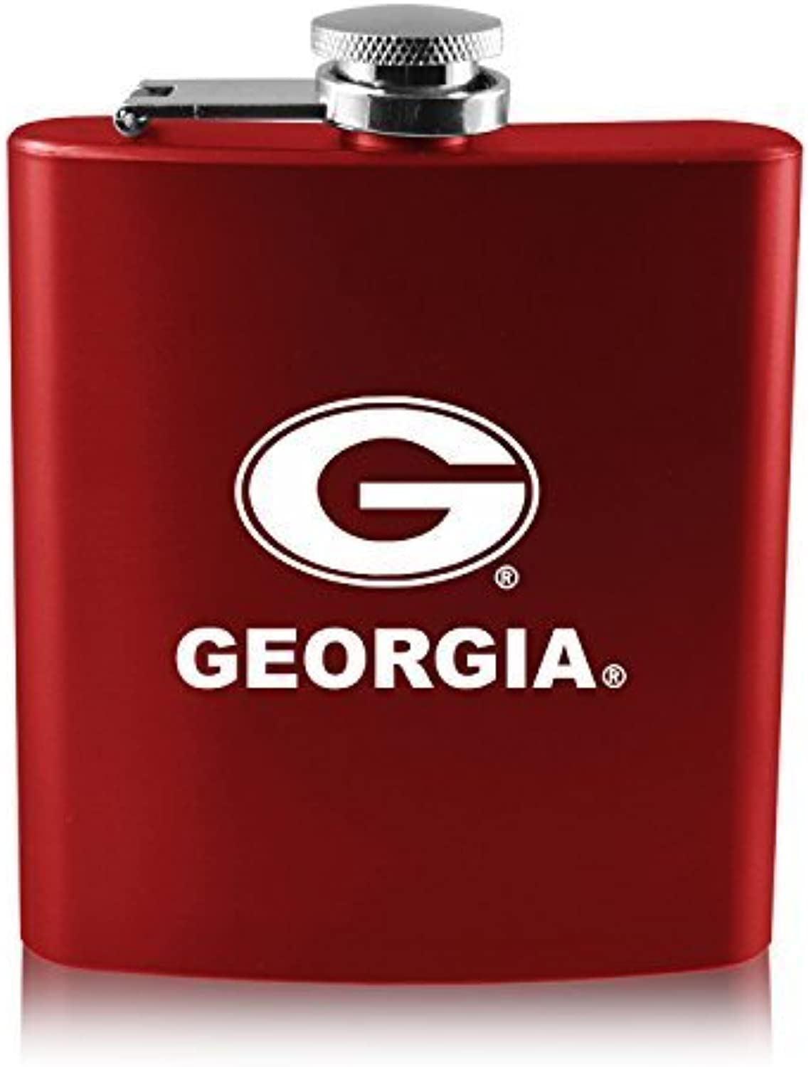e1622f5d14328 of Georgia Old Fashioned Flask& 44; Red LXG University nuxthq6466 ...