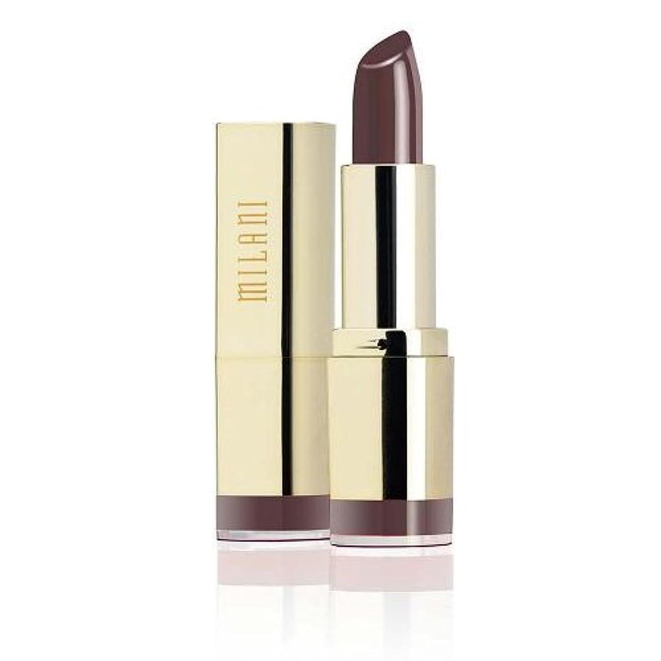記憶に残る横保存MILANI Color Statement Lipstick - Double Espresso (並行輸入品)