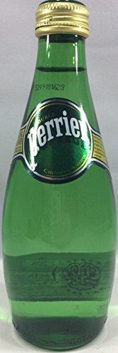 Perrier Original Sparkling Water, 11 Fl Oz (Pack of 24)
