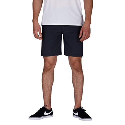 Hurley Herren Shorts M Dri-Fit Chino 19\', Black, 34, 895076
