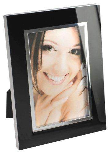 goldbuch 920072 Bilderrahmen Bella Vista, Format 10 x 15 cm, schwarz