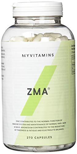 Myprotein ZMA 810 mg-  270 Caps, 1er Pack (1 x 44 g)