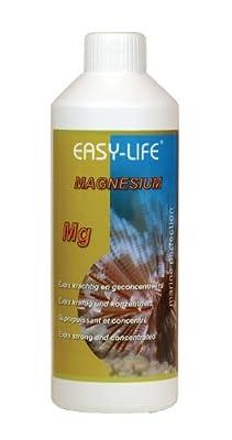 Easy Life Magnésium Traitement de l'eau pour Aquariophilie 500 ML