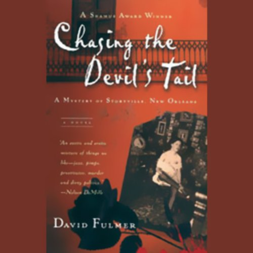 Chasing the Devil's Tail audiobook cover art