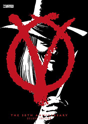 V For Vendetta Deluxe Edition