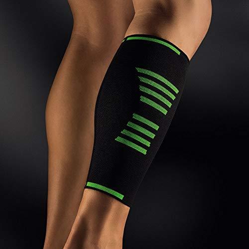 Bort ActiveColor® Sport Wadenstütze M schwarz-grün