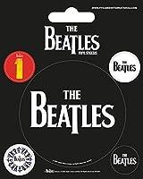 ザ ビートルズ THE BEATLES ロゴ ステッカー