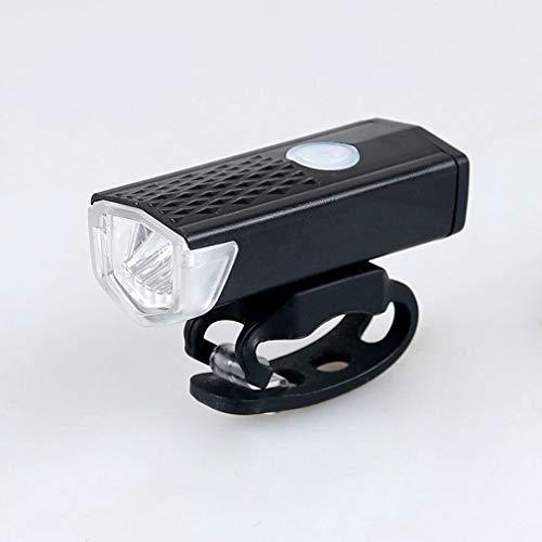Leoboone 2255 Fahrrad-Frontlicht, Induktion, helles Licht, USB-Ladegerät, wasserdicht
