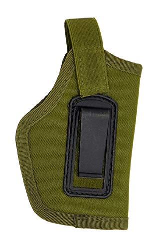 Pistolera Pistola Airsoft Hunting Cinturón Oculto Derecha Izquierda Verde