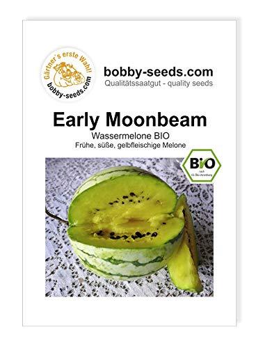 Early Moonbeam BIO-Melonensamen von Bobby-Seeds, Portion