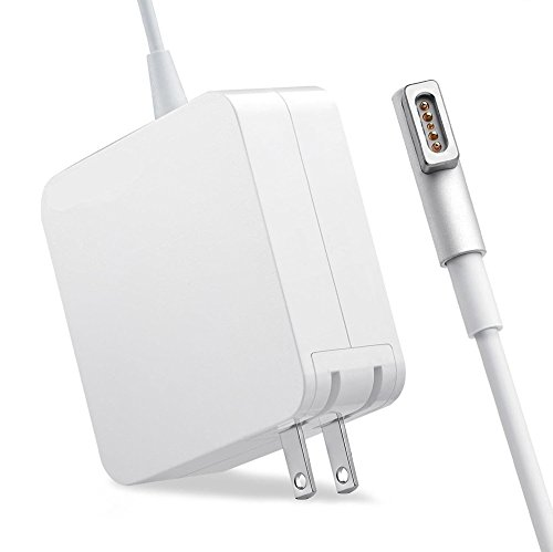 Mac Book Pro Charger, AC 85w Magsafe 1Power Adapter Replacement for MacBook Pro 13-inch/15inch/17inch (Before 2012)