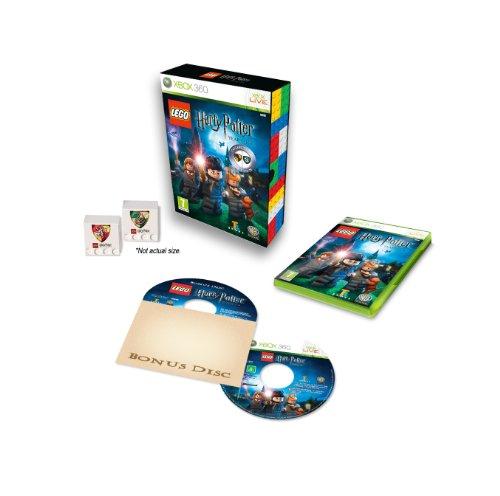 Lego Harry Potter Years 1-4 Collectors Edition Game XBOX 360 [Importación Francesa]