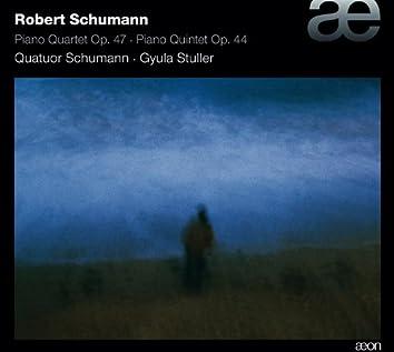 Schumann: Piano Quartet, Op. 47 & Piano Quintet, Op. 44